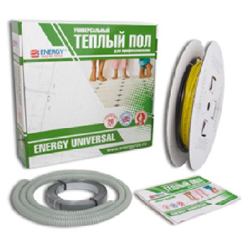 Купить Нагревательный кабель, Universal 750 без терморегулятора, Energy, Великобритания