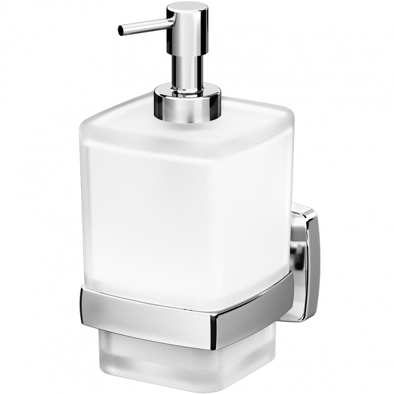 Дозатор для жидкого мыла AM.PM Gem A9036900 Хром Белый недорого