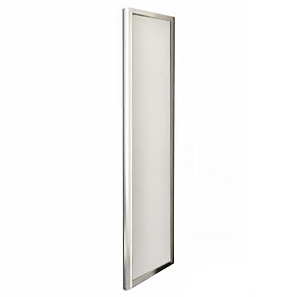 Q line TS 90 ХромДушевые ограждения<br>Душевая стенка Kolpa San Q line TS 90.<br><br>Профиль:<br>Материал: алюминий.<br>Цвет профиля: хром.<br>Покрытие Silver Brill: высококачественная гальваническая полировка.<br>Высокая герметичность.<br>Магнитный профиль.<br><br>Стекло:<br>Прозрачное закаленное стекло.<br>Толщина: 6 мм.<br><br>Непревзойденное качество, подтвержденное европейским сертификатом.<br>