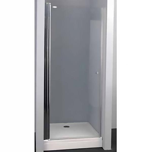 Terra flat TV/S E 80 ХромДушевые ограждения<br>Душевая дверь в нишу Kolpa San Terra flat TV/S E 80 с одной распашной дверью.<br><br>Профиль:<br>Материал: алюминий.<br>Цвет профиля: хром.<br>Покрытие Silver Brill: высококачественная гальваническая полировка.<br>Высокая герметичность.<br>Магнитный профиль.<br><br>Стекло:<br>Прозрачное закаленное стекло.<br>Толщина: 6 мм.<br>Встроенные в стекло хромированные петли.<br><br>Непревзойденное качество, подтвержденное европейским сертификатом.<br>