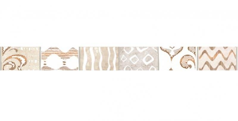 Керамический бордюр Alma Ceramica Terri BWU60TER404 6х60 см керамический бордюр alma ceramica nicole bwu53ncl003 6 7х50 см