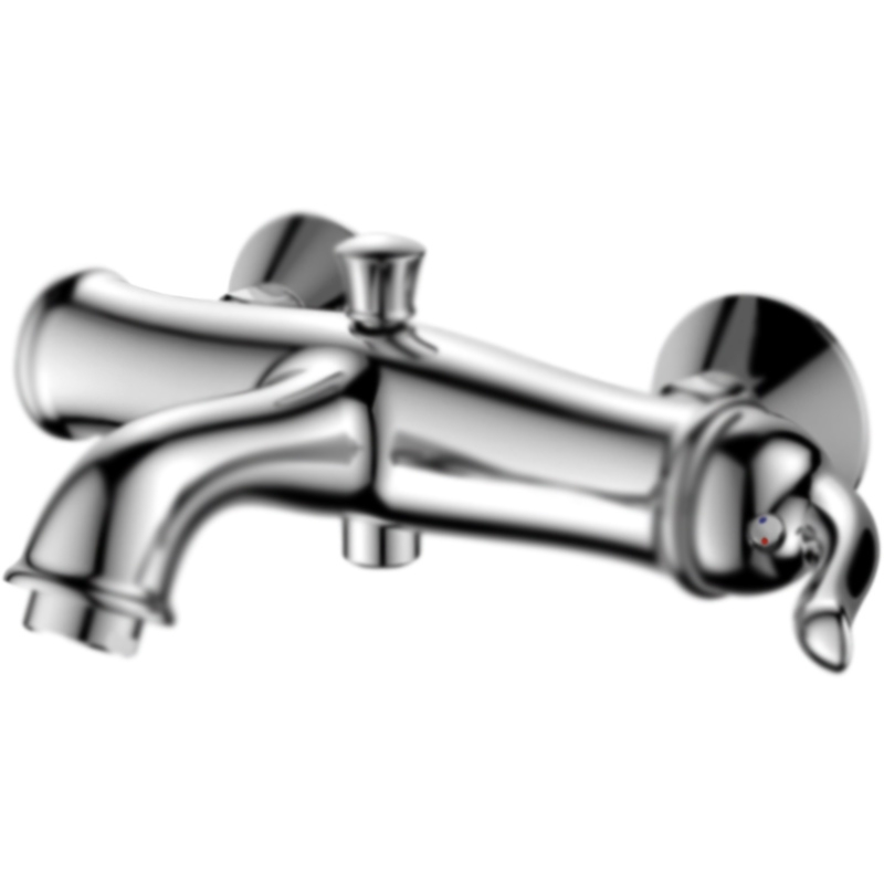 Tiffani TIF-VASM-CRM ХромСмесители<br>Настенный смеситель для ванны BelBagno Tiffani TIF-VASM-CRM однорычажный, с аэратором, монтируемый в два отверстия.<br><br>Покрытие: глянцевый хром.<br>Материал: высококачественная латунь.<br>Фиксированный излив: L 17,9 см.<br>Удобный угол наклона аэратора.<br>Механизм: керамический картридж.<br>Переключатель потоков: душ/излив.<br>Подсоединение шланга: нижнее.<br>Стандарт подключения: G1/2.<br>Расстояние между центрами креплений: 15 см.<br>Рабочий интервал давления: 0,5-6 Атм.<br><br><br>В комплекте поставки:<br>смеситель;<br>комплект креплений.<br><br>