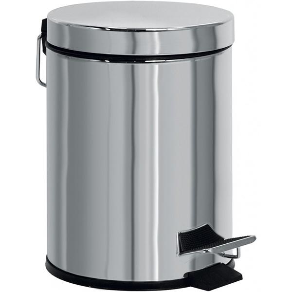 Olimp BSC ЗолотоАксессуары для ванной<br>Ведро для мусора Cezares Olimp OLIMP-BSC-03/24 с педалью.<br>Простой и лаконичный дизайн изделия дополнит интерьер ванных комнат в современном или в ретро-стиле.<br>Покрытие: золото.<br>Материал: латунь.<br>