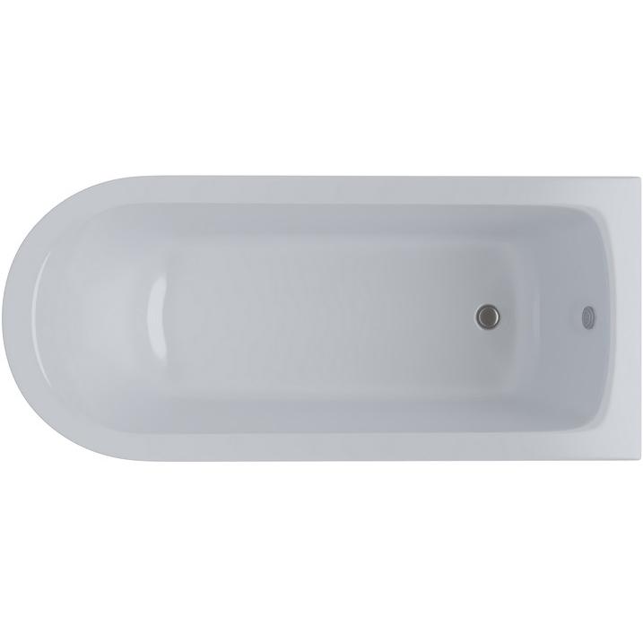 Ванна из литьевого мрамора Astra Form Ретро 170x75 без гидромассажа в цвете Ral ванна из искусственного камня jacob delafon elite 170x75 с щелевидным переливом e6d031 00 без гидромассажа