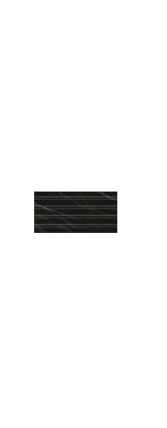Керамическая плитка Golden Tile Absolute Modern Черная настенная 30х60 см