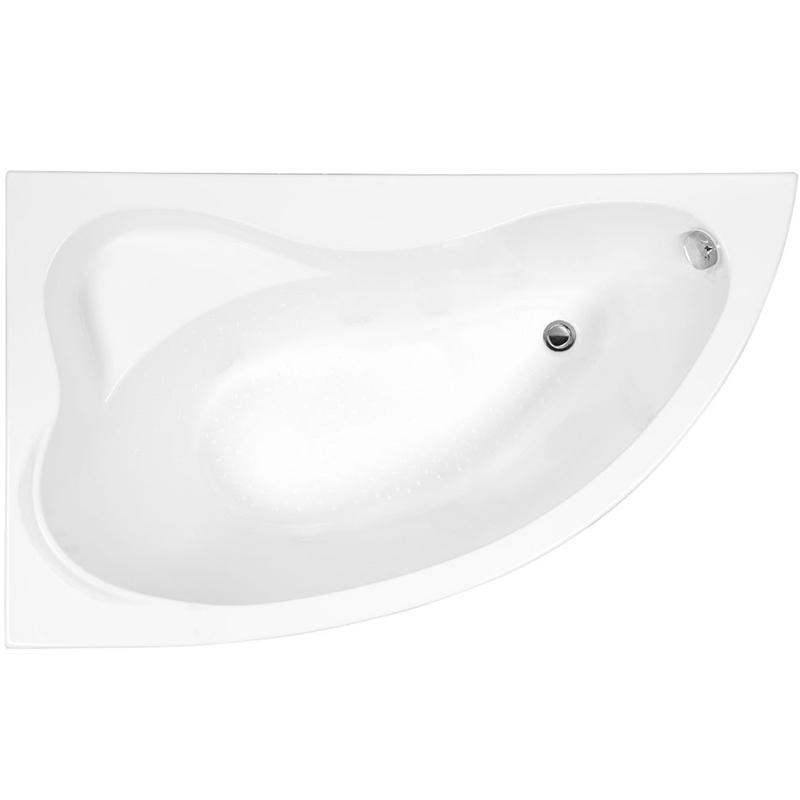 Atlanta 150x90 без гидромассажа LВанны<br>Акриловая ванна Aquanet Atlanta 150x90 L угловая асимметричная.<br>Левосторонняя.<br>Вместительная ванна с изящным дизайном дополнит интерьер ванной комнаты в современном стиле.<br>Изготовлена из качественного акрила: гладкого и теплого на ощупь материала. Он быстро нагревается и долго сохраняет тепло воды. Благодаря отсутствию пор на поверхности не скапливается грязь и микробы.<br>Антискользящее покрытие (специальные насечки на дне ванны).<br>Удобный угол наклона спинки.<br>Размер: 150x90x66 см.<br>Глубина: 46 см.<br>Объем: 185 л.<br>В комплекте поставки: ванна, каркас.<br>