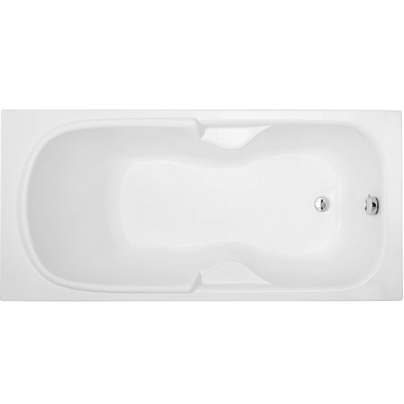 Акриловая ванна Aquanet Polo 170x80 204024 без гидромассажа фото