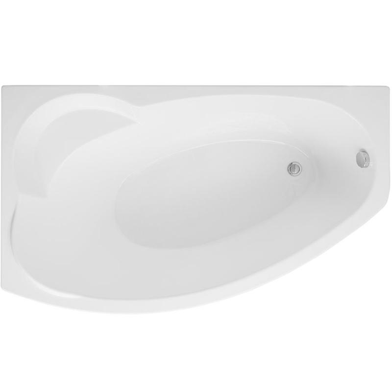 Sofia 170x100 с гидромассажем RВанны<br>Акриловая ванна Aquanet Sofia 170x100 R угловая асимметричная.<br>Правосторонняя.<br>Вместительная ванна с изящным дизайном дополнит интерьер ванной комнаты в современном стиле.<br>Изготовлена из качественного акрила: гладкого и теплого на ощупь материала. Он быстро нагревается и долго сохраняет тепло воды. Благодаря отсутствию пор на поверхности не скапливается грязь и микробы.<br>Антискользящее покрытие (специальные насечки на дне ванны).<br>Удобный угол наклона спинки.<br>Размер: 170x100x72 см.<br>Глубина: 48 см.<br>Объем: 245 л.<br>Гидромассажная система:<br>Плоские форсунки, плотно прилегающие к поверхности ванны. Ручная регулировка направления потока воды, индивидуальное включение или выключение каждой форсунки. <br>6 гидромассажных форсунок диаметром 77 мм.<br>Материал: латунь.<br>Цвет: хром.<br>В комплекте поставки: ванна, каркас, гидромассажная система.<br>