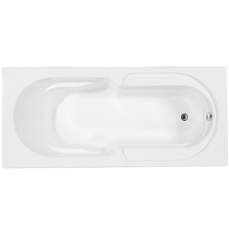 Tea 180x80 с гидромассажемВанны<br>Акриловая ванна Aquanet Tea 180x80 прямоугольная.<br>Вместительная ванна с изящным дизайном дополнит интерьер ванной комнаты в современном стиле.<br>Изготовлена из качественного акрила: гладкого и теплого на ощупь материала. Он быстро нагревается и долго сохраняет тепло воды. Благодаря отсутствию пор на поверхности не скапливается грязь и микробы.<br>Антискользящее покрытие (специальные насечки на дне ванны).<br>Удобный угол наклона спинки.<br>Размер: 180x80x66 см.<br>Глубина: 38,5 см.<br>Объем: 180 л.<br>Гидромассажная система:<br>Плоские форсунки, плотно прилегающие к поверхности ванны. Ручная регулировка направления потока воды, индивидуальное включение или выключение каждой форсунки. <br>6 гидромассажных форсунок диаметром 77 мм.<br>Материал: латунь.<br>Цвет: хром.<br>В комплекте поставки: ванна, каркас, гидромассажная система.<br>
