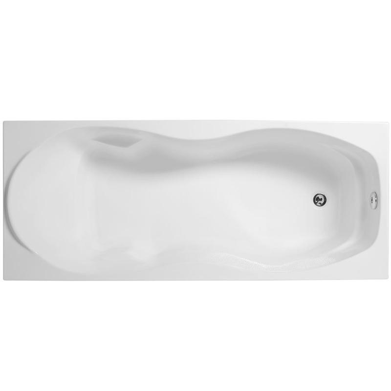 Акриловая ванна Aquanet Tessa 170x70 242924 без гидромассажа акриловая ванна aquanet dali 170x70 239293 без гидромассажа