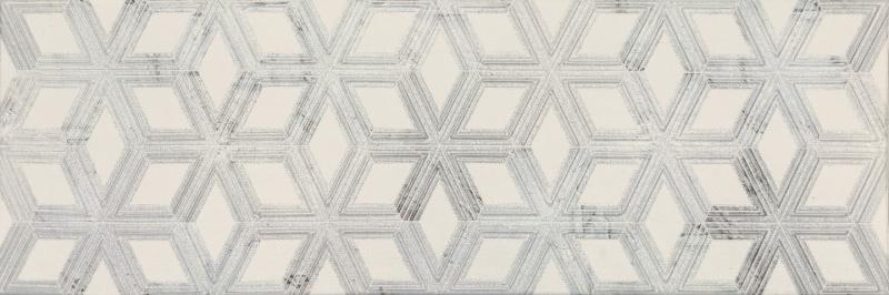цена Керамический декор Gracia Ceramica Amelie grey 02 25х75 см онлайн в 2017 году