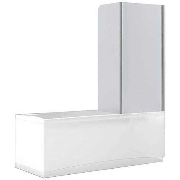 AQ4 120x140 R стекло узорчатоеДушевые ограждения<br>Шторка для ванны Aquanet AQ4 120x140 R 00165232 двойная с одной распашной дверцей, с узорчатым стеклом. Предотвращает расплескивание воды на пол и дополняет интерьер ванной комнаты.<br>Установка к правой стене.<br>Профиль: <br>Изготовлен из алюминия.<br>Противокоррозийное покрытие.<br>Уплотнители обеспечивают герметичность.<br>Легкая установка.<br>Крепление к вертикальной стене.<br>Стекло:<br>Непрозрачное закаленное стекло. <br>Текстурированное на ощупь, с небольшими выпуклостями.<br>Толщина: 4 мм. <br>Поворот на 180 градусов.<br>Распахивается внутрь и наружу.<br>Объем поставки: душевая шторка, комплект креплений.<br>