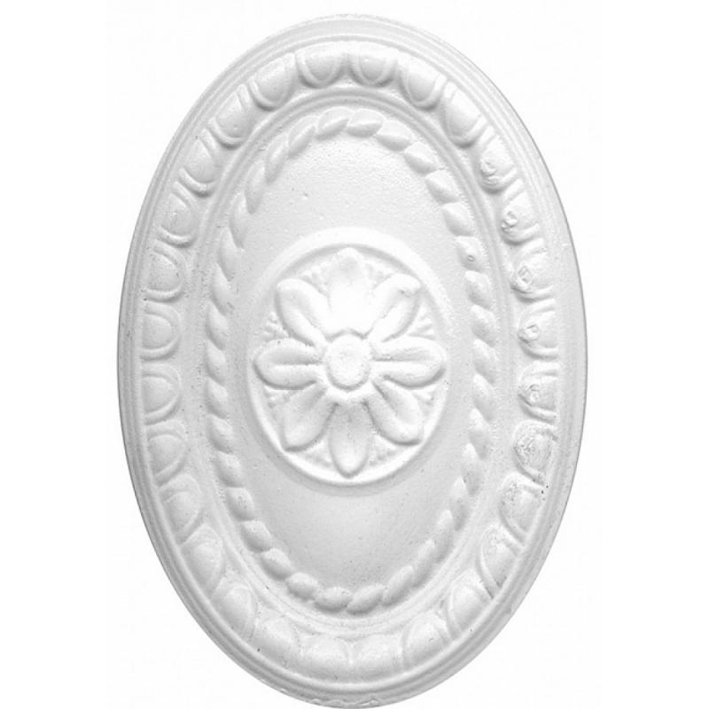 Керамический декор Kerama Marazzi Петергоф овал OBC001 8,5х12,5 см керамический декор kerama marazzi петергоф овал obc001 8 5х12 5 см