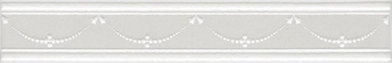 Керамический бордюр Kerama Marazzi Петергоф белый STGA5636304 25х4,2 см стоимость