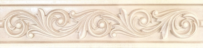 Керамический бордюр Gracia Ceramica Antico Сlassic beige 02 6х25 см цена 2017