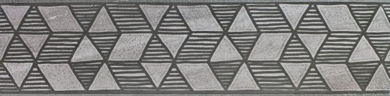 Купить Керамогранит, Arkona grey light 05 15х60 см, Gracia Ceramica, Россия