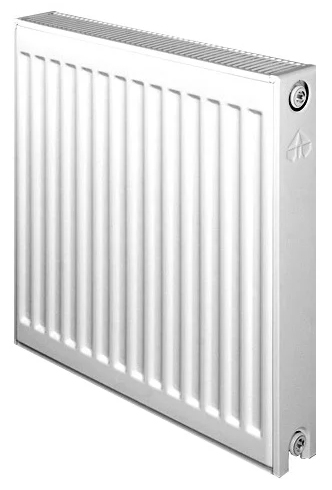 Радиатор отопления Лидея ЛУ 20-519 белый радиатор отопления лидея лу 30 519 белый