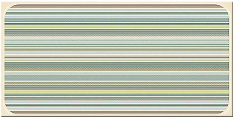 Керамическая плитка Azori Boho Verde настенная 31,5х63 см