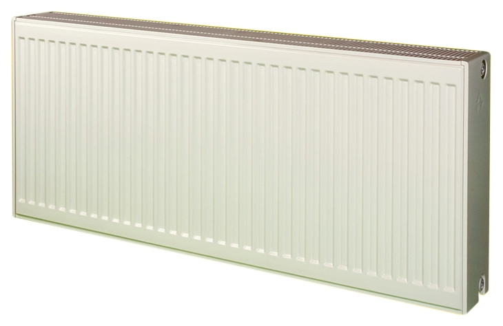 Радиатор отопления Лидея ЛУ 30-506 белый радиатор отопления лидея лу 30 516 белый
