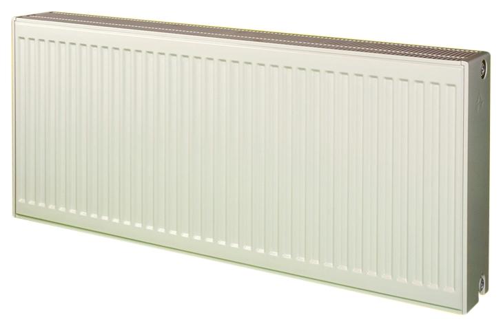 Радиатор отопления Лидея ЛУ 30-530 белый радиатор отопления лидея лу 11 530 белый
