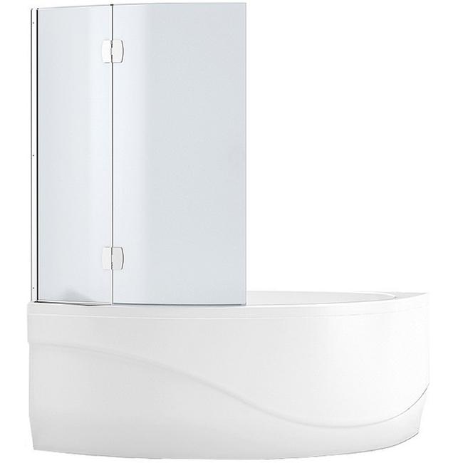 Mayorca AQ3 100x160 R стекло узорчатоеДушевые ограждения<br>Шторка для ванны Aquanet Mayorca AQ3 100x160 R 00175768 двойная с узорчатым стеклом. Предотвращает расплескивание воды на пол и дополняет интерьер ванной комнаты.<br>Правосторонняя.<br>Профиль: <br>Изготовлен из алюминия.<br>Противокоррозийное покрытие.<br>Легкая установка.<br>Крепление к вертикальной стене.<br>Стекло:<br>Непрозрачное закаленное стекло. <br>Текстурированное на ощупь, с небольшими выпуклостями.<br>Толщина: 4 мм. <br>Одна фиксированная и одна распашная часть.<br>Открытие на 90 градусов внутрь и наружу.<br>Объем поставки: душевая шторка, комплект креплений.<br>