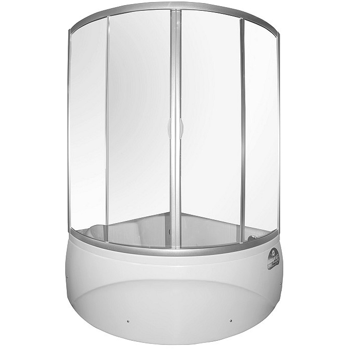 Fregate A229 120x120 стекло прозрачноеДушевые ограждения<br>Шторка для ванны Aquanet Fregate A229 120x120 00182550 с двумя раздвижными дверцами с прозрачным стеклом. Предотвращает расплескивание воды на пол и дополняет интерьер ванной комнаты.<br>Универсальная.<br>Профиль: <br>Изготовлен из алюминия.<br>Покрытие порошковой краской.<br>Противокоррозийное покрытие.<br>Легкая установка.<br>Плавный и бесшумный ход дверок благодаря двойным роликам.<br>Крепление к вертикальной стене и к бортику ванны.<br>Стекло:<br>Прозрачное закаленное стекло. <br>Толщина: 5 мм. <br>Две фиксированные части, две раздвижные дверки.<br>Объем поставки: душевая шторка, комплект креплений.<br>