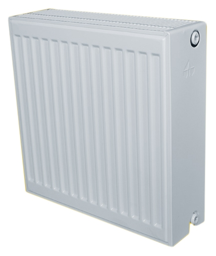 Радиатор отопления Лидея ЛУ 33-318 белый фото