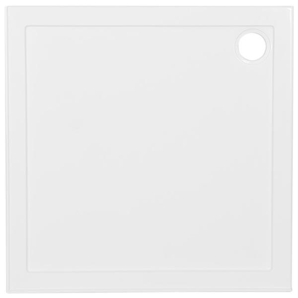 Gamma Beta Cube 100х100 БелыйДушевые поддоны<br>Мраморный душевой поддон Aquanet Gamma Beta Cube 100х100 квадратный.<br>Изготовлен из литьевого мрамора, отличается высокой прочностью и долговечностью, обладает звукопоглощающими свойствами, прост в уходе. Устанавливается на 4 регулируемые ножки. Сифон закрывается декоративной панелью.<br>Комплект поставки:<br>поддон<br>   4 регулируемые ножки<br>    сифон<br>декоративная панель<br>