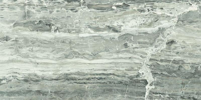 Керамогранит Rex Magnum Marble Gray 6mm Glossy 744470 80х240 см