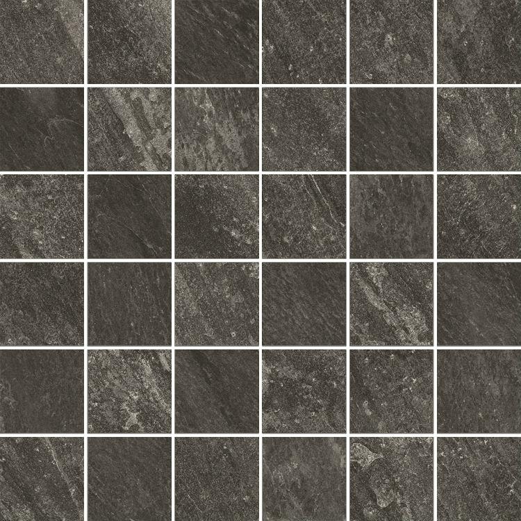 Керамическая мозаика Italon Climb Graphite 30х30 см керамогранит italon climb graphite 30х30 см