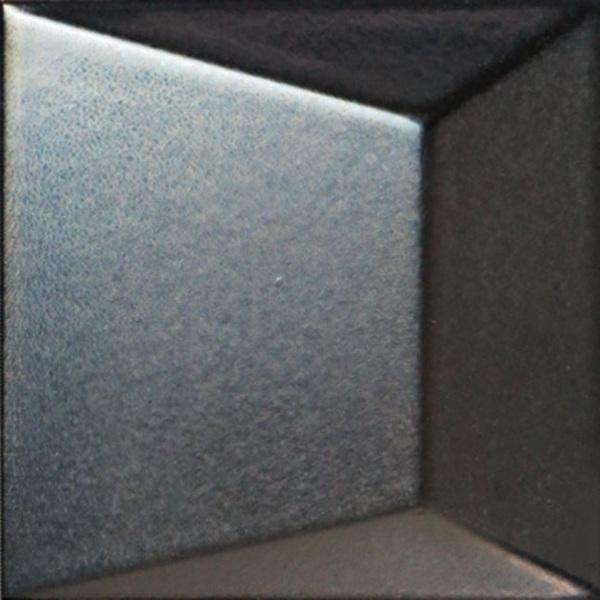Керамический декор Ibero Advance Code Steel 12,5х12,5 см стоимость