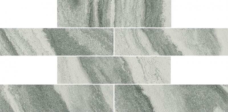 Керамическая вставка Italon Climb Iron Брик 30х60 см