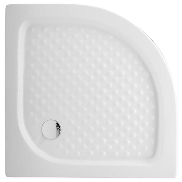 Акриловый поддон для душа Aquanet НX515 80x80 радиальный Белый