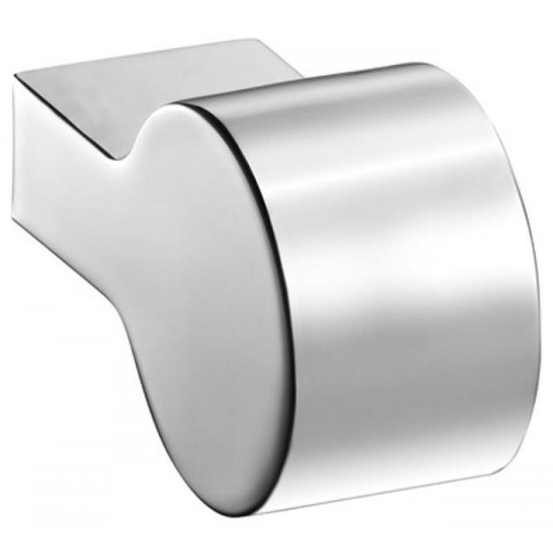 Singulier 15209D-CP ХромАксессуары для ванной<br>Одинарный крючок для полотенец Jacob Delafon Singulier 15209D-CP в ванную комнату.<br>Крючок выполнен в современном стиле (Hi-Tech), который будет органично смотреться в интерьере ванной. <br><br>Размеры: 3 x 4,6 x 7,5 см.<br>Использованы материалы: латунь.<br>Форма: округлая. <br>Цвет: хром.<br>Крепление на стену шурупами (в комплекте поставки).<br><br>