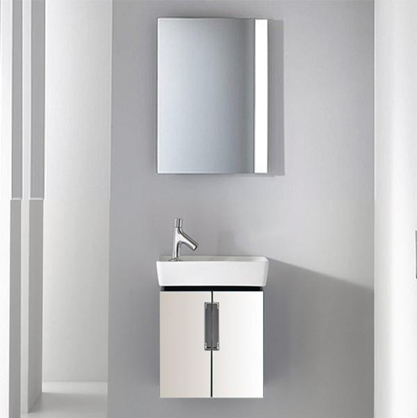 Reve 45 подвесная БелаяМебель для ванной<br>Подвесная тумба под раковину Jacob Delafon Reve 45 EB1138-G1C.<br>Смягченные углы и плавные линии тумбы придадут интерьеру ванной комнаты особый шик.<br>Изготовлена из ДСП с применением меламина - специальной декоративной пленки. Меламин устойчив к механическим повреждениям и истиранию, не боится влаги.<br>Покрытие: лак.<br>Гладкая глянцевая поверхность.<br>Выдвижные ящики со встроенными доводчиками и механизмом плавного закрывания.<br>Цвет тумбы: белый глянец.<br>Встроенные ручки цвета матовый хром.<br>Монтаж: подвесная.<br>Габариты: 42x25x44,5 см.<br>В комплекте поставки: тумба под раковину.<br>