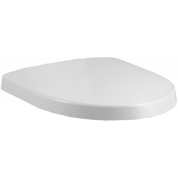Panache E70008-00 Микролифт Белая МикролифтКомплектующие<br>Крышка-сиденье Jacob Delafon Panache E70008-00 Микролифт из полипропилена белая.<br>В составе комплектации крышка-сиденье.<br>