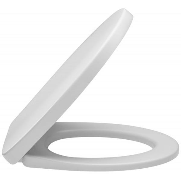 Сиденье для унитаза Jacob Delafon Patio E70021-00 Белое с микролифтом