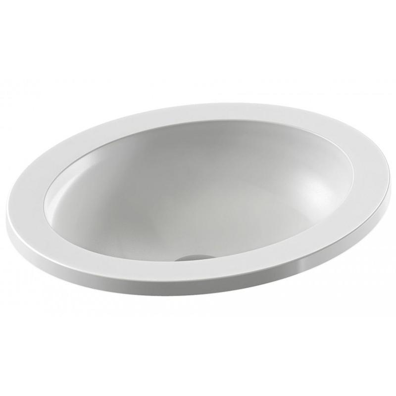 Vox 44 EYJ102-00 БелаяРаковины<br>Раковина Jacob Delafon Vox 44 EYJ102-00 овальной формы, с переливным отверстием в передней части.<br>Обтекаемая форма и легкость в линиях безупречно впишутся в интерьер вашей ванной комнаты.<br>Раковина изготовлена из санфарфора - гладкого материала без пор. Он не впитывает грязь и долго сохраняет первоначальный цвет и блеск.<br>Отсутствие углов и глазированная внешняя сторона облегчают уход.<br>Увеличенная глубина уменьшает вероятность разбрызгивания воды.<br>Гладкий обод у основания раковины упрощает установку и обеспечивает плотное прилегание.<br>Размер: 44x13x17 см. Глубина: 11 см.<br>Цвет: белый.<br>Монтаж: полувстраиваемая.<br>В комплекте поставки: раковина.<br>