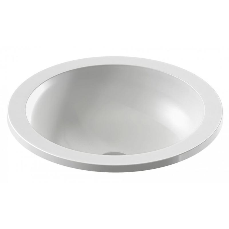 Vox 48 EYL102-00 БелаяРаковины<br>Раковина Jacob Delafon Vox 48 EYL102-00 круглой формы, с переливным отверстием в передней части.<br>Обтекаемая форма и легкость в линиях безупречно впишутся в интерьер вашей ванной комнаты.<br>Раковина изготовлена из санфарфора - гладкого материала без пор. Он не впитывает грязь и долго сохраняет первоначальный цвет и блеск.<br>Отсутствие углов и глазированная внешняя сторона облегчают уход.<br>Увеличенная глубина уменьшает вероятность разбрызгивания воды.<br>Гладкий обод у основания раковины упрощает установку и обеспечивает плотное прилегание.<br>Размер: 48x15 см. Глубина: 13 см.<br>Цвет: белый.<br>Монтаж: полувстраиваемая.<br>В комплекте поставки: раковина.<br>