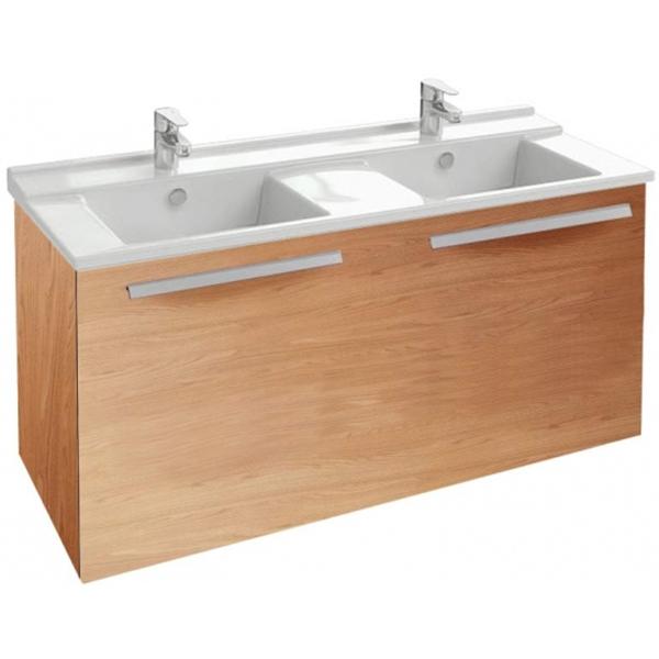 Struktura 117 подвесная 1 ящик Розовое деревоМебель для ванной<br>Подвесная тумба под раковину Jacob Delafon Struktura 117 EB1287-E13 с 1 выдвижным ящиком.<br><br><br>Тумба коллекции Struktura выполнена в строгом стиле с прямыми линиями и углами. Она сочетает в себе лаконичный дизайн и продуманную функциональность. Мебель этой серии отлично впишется в интерьер ванной комнаты в современном или хай-тек стиле.<br><br><br><br>Габариты изделия: 117x56x47 см.<br>1 выдвижной ящик с механизмом плавного закрытия.<br>Материал корпуса: влагостойкая ЛДСП.<br>Материал фасада: влагостойкая МДФ.<br>Монтаж настенный.<br><br><br>Объем поставки: тумба под умывальник, крепления.<br>