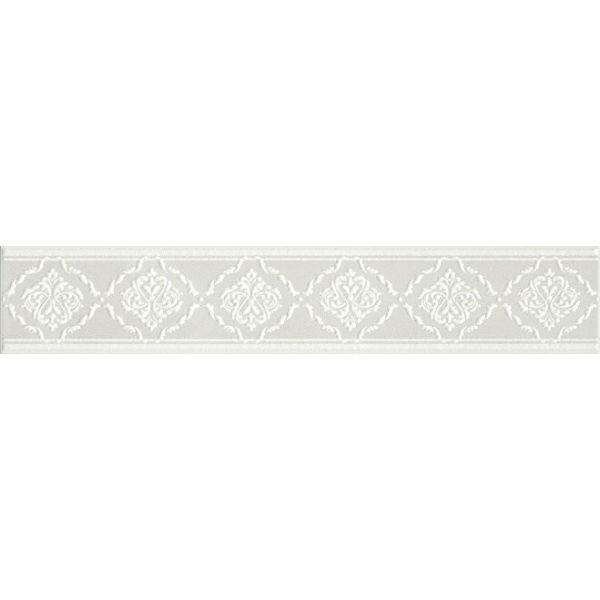 Керамический бордюр Kerama Marazzi Петергоф белый 40.2х7.7 см стоимость