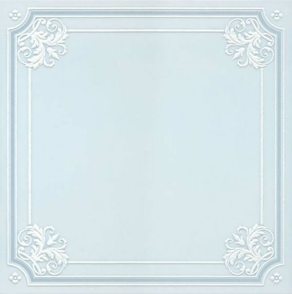 Керамический декор Kerama Marazzi Петергоф голубой 40.2х40.2 см стоимость