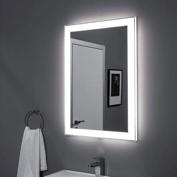 Алассио 120 с подсветкой с инфракрасным управлениемМебель для ванной<br>Зеркало Aquanet Алассио 120х85 00196640 с Led-подсветкой и инфракрасным датчиком.<br>Зеркало Акванет Alassio отличает четкость рельефных форм, что придется по вкусу любителям стильных современных дизайнов. Зеркало органично впишется в любой интерьер.<br>Материал изделия обладает рядом существенных достоинств и преимуществ: экологически чистый продукт без содержания меди и свинца, непревзойденная устойчивость к коррозии и старению (срок службы зеркала в 3 раза дольше, чем для обычных зеркал), повышенная устойчивость к грубым чистящим средствам (в 7 раз устойчивее обычного зеркала).<br>Встроенные светильники безопасны и обладают низким энергопотреблением (светодиоды запитаны напряжением 12В), помимо этого защищены зеркальным полотном и имеют чувствительный инфракрасный датчик. Чтобы включить светильник, нужно поднести к нему руку.<br>Свет неяркий, приглушенный, с голубоватым оттенком.<br>Объем поставки:<br>Зеркало<br>Инфракрасный выключатель<br>