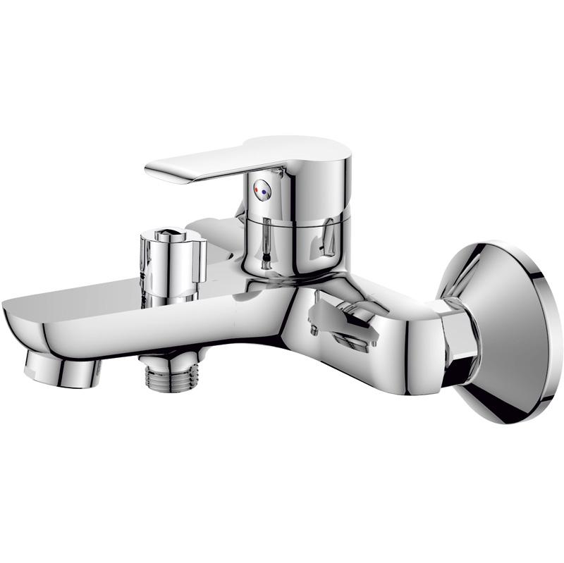 Смеситель для ванны Rush Victoria VI7135-44 Хром комплектующие