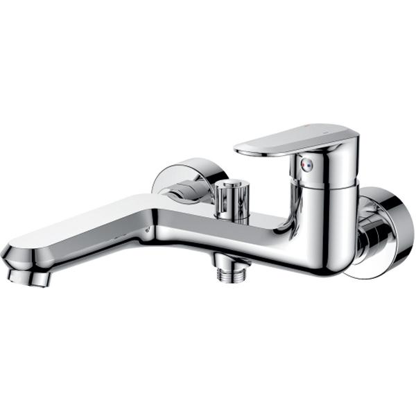 Смеситель для ванны Rush Devon DE7535-44 Хром комплектующие