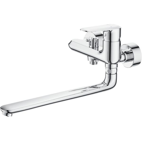Смеситель для ванны Rush Devon DE7535-51 универсальный Хром комплектующие