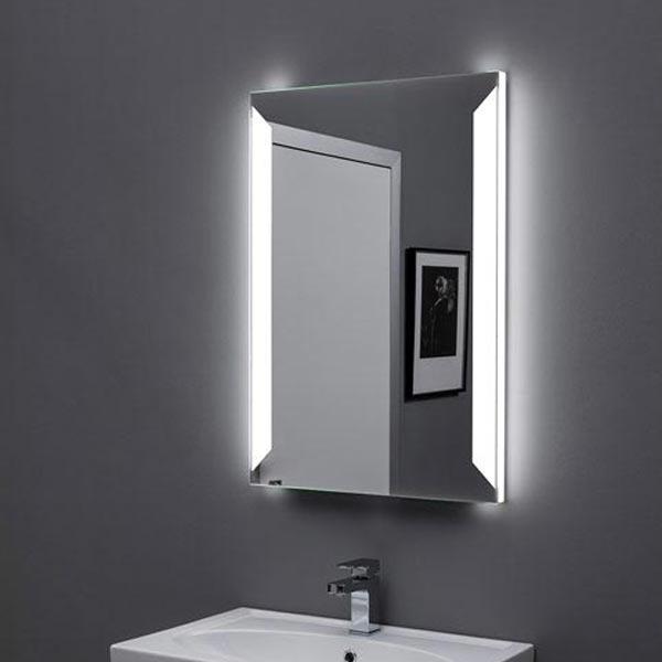 Зеркало Aquanet Сорренто 100 196655 с подсветкой с инфракрасным управлением