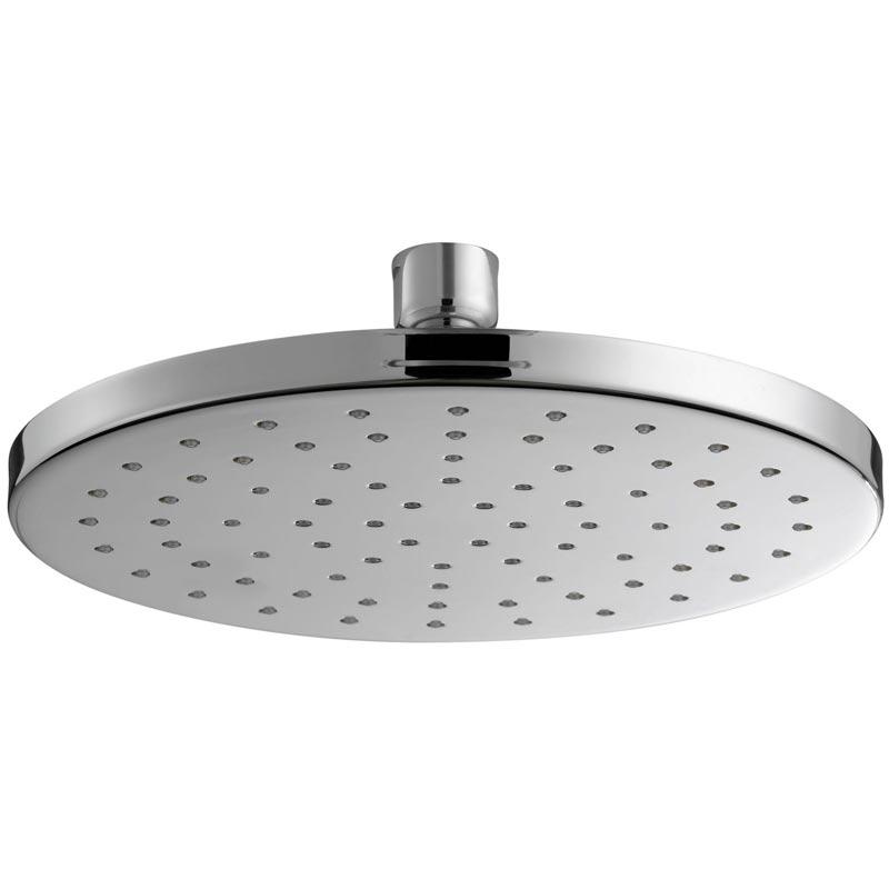 Eo E14536-CP ХромВерхние души<br>Круглый верхний душ Jacob Delafon Eo E14536-CP с антиизвестковым покрытием.<br>Круглый душ Якоб Делафон Ео станет отличным дополнением к дизайну ванной комнаты в современном стиле или стиле хай-тек и придаст ей законченный вид.<br>Душ обеспечивает широкий и мягкий поток воды, легко очищается при помощи влажной ткани.<br>Расход воды: 10 л/мин.<br>Стандарт подводки: G 1/2.<br>В комплекте поставки: верхний душ.<br>