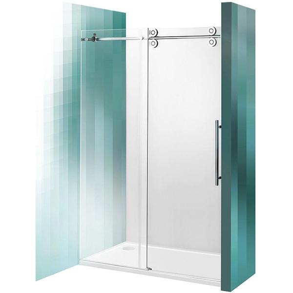 Kinedoor Line KID2 200х200 профиль Brillant стекло TransparentДушевые ограждения<br>Душевая дверь Roltechnik Kinedoor Line KID2 970-2000000-00-02 200х200 см раздвижная. Идеальное решение для просторных ванных комнат. Визуально легкие и прочные душевые двери Roltechnik – совершенное качество и превосходный дизайн.<br>Монтаж осуществляется либо на поддон, либо на пол, оборудованный для душа.<br>Безопасное каленое прозрачное стекло толщиной 8 мм с покрытием Rolshield - препятствует образованию подтеков и следов загрязнений на поверхности.<br>Профиль из хромированного алюминия, регулируемый +/- 21 см (180 - 201 см).<br>Ширина входа +/-20 (71 - 91) см.<br>Ручки из полированной нержавеющей стали.<br>Верхние ролики на подшипниках.<br>Оригинальный направляющий механизм.<br>В комплекте поставки: стекло, профиль, фурнитура, крепежные элементы, инструкция.<br>