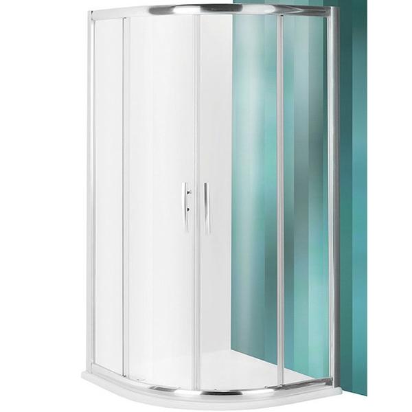 Proxima Line PXR2N 80х80х200 профиль Brillant стекло TransparentДушевые ограждения<br>Душевой уголок Roltechnik Proxima Line PXR2N 532-800R55N-00-02 80х80х200 см радиальный в форме четверти круга с двумя раздвижными дверями. Идеальное решение для просторных ванных комнат. Визуально легкие и прочные душевые уголки Roltechnik – совершенное качество и превосходный дизайн.<br>Монтаж осуществляется либо на поддон, либо на пол, оборудованный для душа.<br><br>Облегченный доступ через полностью раздвижные двери.<br>Ролики на подшипниках (верхние сдвоенные) с механизмом для расфиксации для удобного обслуживания.<br>Установлены высокоэластичные герметизирующие уплотнители с удлиненным сроком службы.<br>Безопасное каленое стекло с узором толщиной 6 мм и покрытием Rolshield - препятствует образованию подтеков и следов загрязнений на поверхности.<br>Регулируемый профиль +/- 2,5 см (78 - 80,5 см) и ручки из хромированного алюминия.<br>Ширина входа 42 см.<br><br>В комплекте поставки: стекло, профиль, фурнитура, крепежные элементы, инструкция.<br>